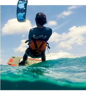 Kite surfing Aruba - Beach